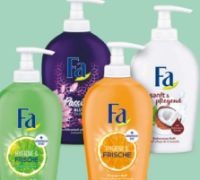 Flüssige Seife von Fa