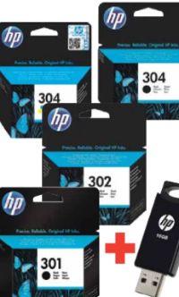 Tintenpatronen von HP