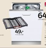 Geschirrspüler GX4608C von Neff