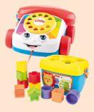 Baby Spielzeug von Fisher Price
