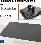 Bodenmatten-Set von Topfit