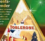 Adventskalender von Toblerone