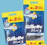 Blue3 Smooth Einwegrasierer von Gillette