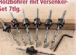Holzbohrer Set von Kraft Werkzeuge