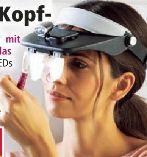 LED-Kopfleuchte von Kraft Werkzeuge