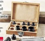 Locheisen-Set von Kraft Werkzeuge