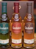 Single Malt Scotch Whisky Selection von Glenfiddich
