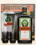 Kräuterlikör Geschenkkarton von Jägermeister