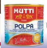 Polpa Gehackte Tomaten Trio von Mutti