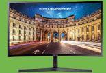 Monitor C24F396 von Samsung