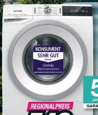 Waschmaschine W99A844P von Gorenje