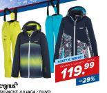 Kinder Skijacke Juliaca von Cygnus