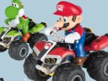 First Mario Kart von Carrera