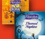 Motivservietten Halloween von Floralys