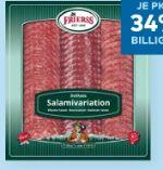Salamivariation von Frierss