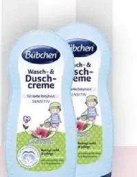 Shampoo-Duschgel von Bübchen
