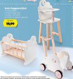 Holz-Puppenmöbel von Toylino