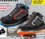Herren-S1 Leder-Sicherheitsstiefel von 3M