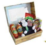 Geschenkbox Plüschtier von Wiesbauer