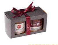 Geschenkbox Gourmet Duo von Hink
