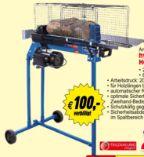 Holzspalter HL660 von Scheppach