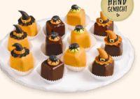 Halloween Petits-Fours von Merkur Markt Konditorei