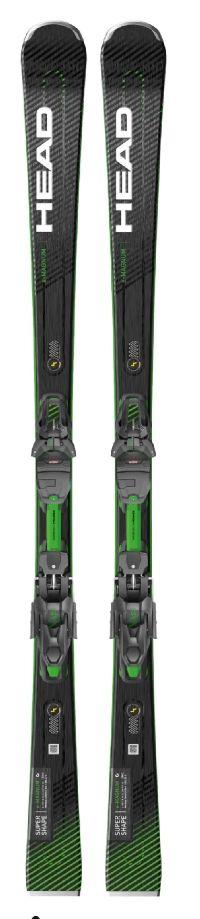Skiset Supershape e-Magnum SW von Head