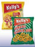 Knabbergebäck von Kelly's