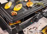 Raclette-Grill von SilverCrest