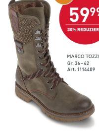 Damen Schnürstiefel von Marco Tozzi