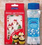 Zuckerdekor Weihnachten von Belbake