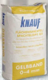 Gelbband Flächenspachtel von Knauf