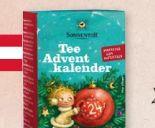Bio Tee-Adventkalender von Sonnentor