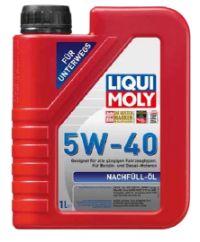 Leichtlaufmotoröl 5W-40 von Liqui Moly