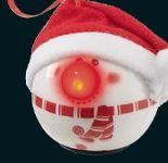 LED-Weihnachtsball