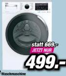 Waschmaschine WUV8746STB von Beko