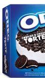 Cookies & Cream Torte von Oreo