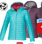 Damen-Funktionsjacke Shuksan Tour in Hooded Jacket von Mammut