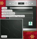 Pyrolyse Einbauherd-Set BUIM22348XP von Beko