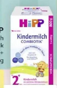 Kindermilch Bio von Hipp