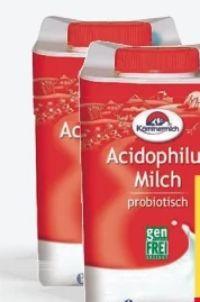 Acidophilus Milch von Kärntnermilch