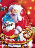Kinder Überraschung Weihnachtsmann von Ferrero