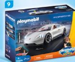 The Movie Rex Dasher's Porsche Mission E von Playmobil