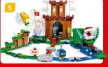 Super Mario Guarded Fortress - Expansion Set 71362 von Lego