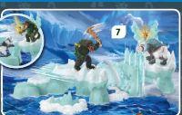 Angriff Auf Die Eisfestung von Schleich