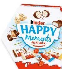 Kinder Happy Moments von Ferrero