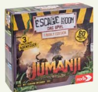 Escape Room das Spiel Jumanji von Noris