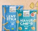 Bio-Knabbersnack von Natural Crunchy