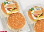 Double Cheeseburger von Chef Menü