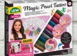 Magic Pearl Tattoo von Lena